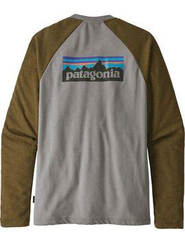 Patagonia Men's P 6 Logo Lightweight Crew Sweatshirt by Patagonia