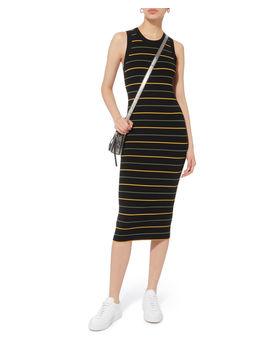 Shane Striped Dress by A.L.C.