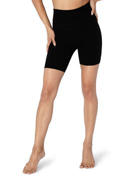 High Waist Biker Shorts by Beyond Yoga