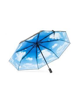 Blue Sky Umbrella by Happysweeds