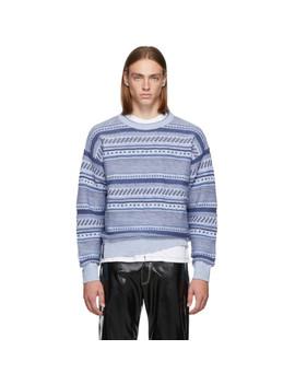 Blue Alder Sweater by Napa By Martine Rose