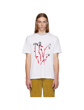 White Osorno T Shirt by Napa By Martine Rose