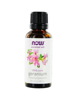 Now Foods Essential Oils Geranium   1 Fl Oz by Now Foods