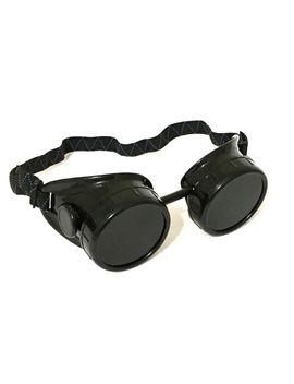 1 Alazco Black Welding Oxy Acetylene Goggles Steampunk   50mm Eye Cup #5... by Alazco