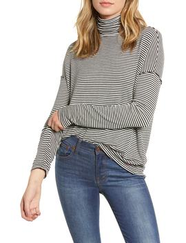 Nickel Stripe Turtleneck by N:Philanthropy