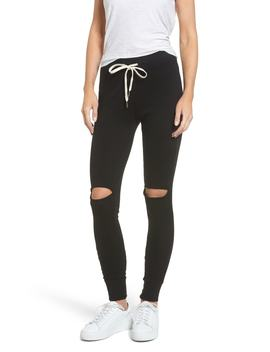 Ruthie Shredded Jogger Pants by N:Philanthropy