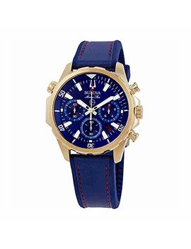 Bulova Mens Marine Star   97 B168 by Bulova