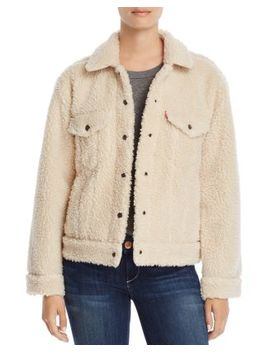 Sherpa Trucker Jacket by Levi's