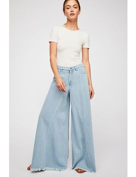 Pirouette Wide Leg Pants by Free People