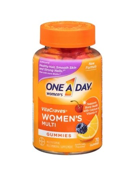 One A Day® Vita Craves For Women Multivitamin Dietary Supplement Gummies by One A Day