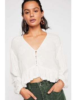 The Nicole Top by Free People