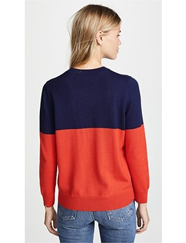X Claire V Le Coq Sweater by Demylee