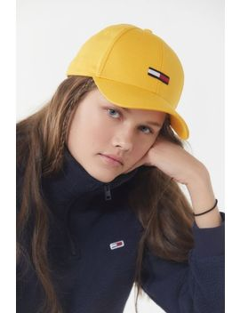 Tommy Jeans Flag Baseball Hat by Tommy Jeans