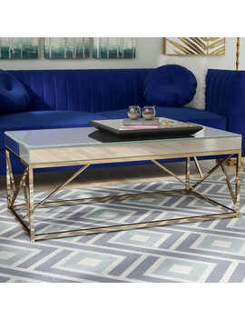 Willa Arlo Interiors Flori Coffee Table & Reviews by Willa Arlo Interiors