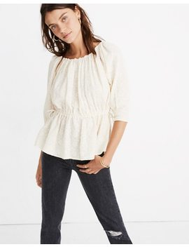 Caron Callahan™ Lace Judith Top by Madewell