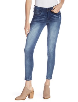 Ab Technology Lux Skinny Jeans by Democracy