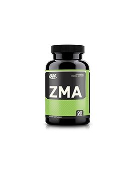 Optimum Nutrition Zma Muscle Recovery And Endurance Supplement For Men And Women, Zinc And Magnesium Supplement, 90 Capsules by Optimum Nutrition