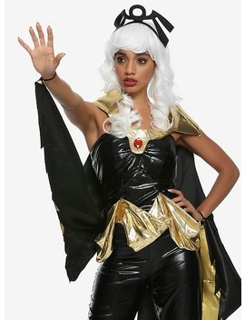 Marvel X Men Storm Costume by Hot Topic