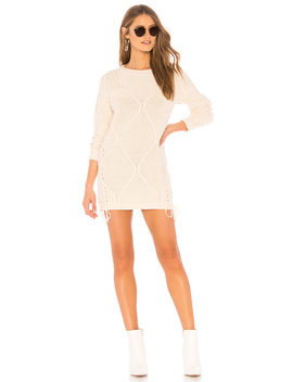 Penelope Sweater Dress by Tularosa