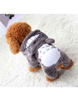 Warm Dog Clothes For Small Dogs Soft Winter Pet Clothing For Dog Clothes Winter Chihuahua Clothes Cartoon Pet Outfit 22 23 S1 by Idepet