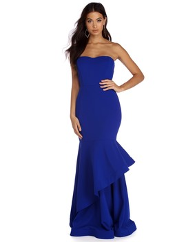 Reagan Formal Sweetheart Mermaid Dress by Windsor