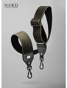 Jl Gear Nord Corduroy Universal Camera Strap With Quick Release System, Classic (Jl 2 Ll) by Jl Gear