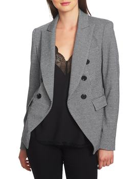 Puppytooth Double Breasted Jacket by 1.State
