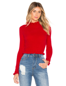 Martina Cropped Sweater by About Us
