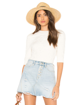 Eden Short Sleeve Top by Free People