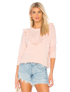 Ooh La Ruffle Pullover by Free People