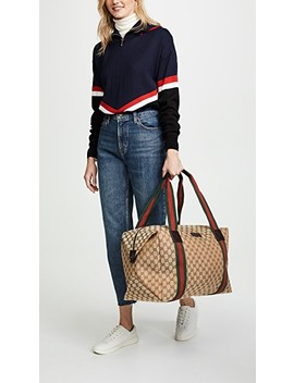 Gucci Large Carry On Duffle by What Goes Around Comes Around