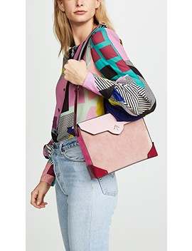 Bold Combo Shoulder Bag by Manu Atelier