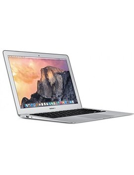 Apple Mac Book Air Mjvm2 Ll/A 11.6 Inch 128 Gb Laptop W/4 Gb Ram & Intel Core I5 1.6 G Hz Processor  Grade A Certified Refurbished by Apple