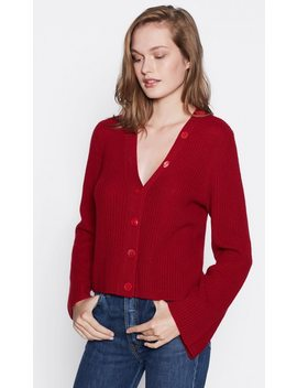 Paz Cashmere Cardigan by Equipment