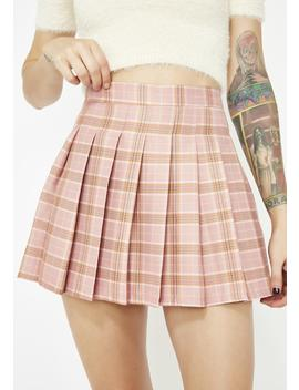 Just Like Candy Pleated Skirt by Wildcat