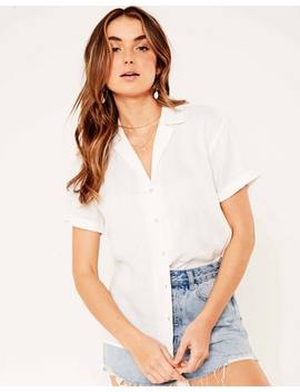 Short Sleeve Shirt by Glassons