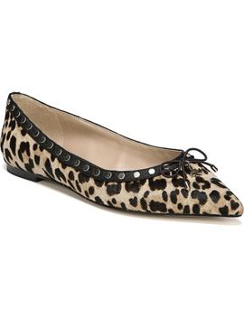 Ralf Genuine Calf Hair Flat by Sam Edelman