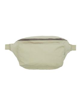Beige Xl Waterproof Bum Bag by Camiel Fortgens