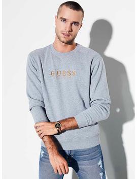 Finch Tour Crew Sweatshirt by Guess
