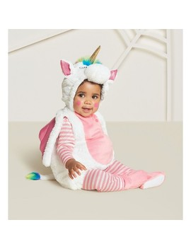 Baby Plush Unicorn Vest Halloween Costume   Hyde And Eek! Boutique™ by Shop This Collection