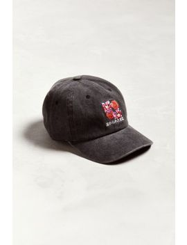 Rose Baseball Hat by Urban Outfitters