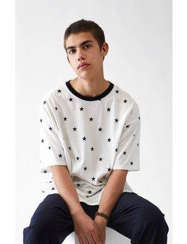 Pac Sun Baudwin Stars Oversized T Shirt by Pacsun