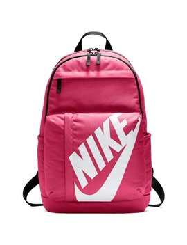 Nike Sportswear Elemental Backpack (One Size, Rush Pink/White) by Nike