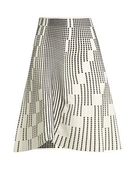 Wilson Textured Knit Skirt by Roland Mouret