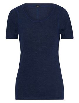 Mélange Jersey T Shirt by Monrow