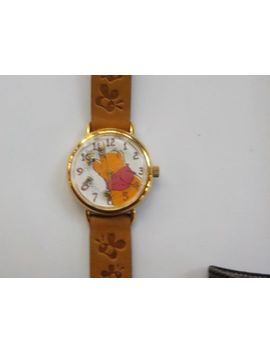 Vintage Timex Winnie The Pooh Ladie's Watch With Rotating Bees New Battery by Ebay Seller