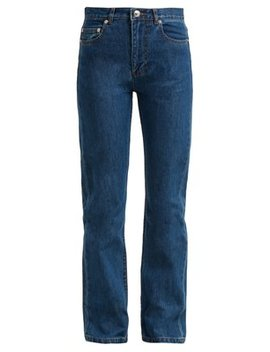 Straight Leg Jeans by A.P.C.