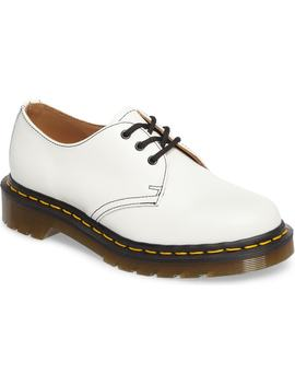 X Dr. Martens Pointy Toe Oxford by Comme Des GarÇons