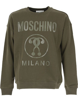 Clothing For Men by Moschino