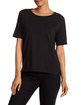 Donegal Pocket Knit Tee by Atm Anthony Thomas Melillo